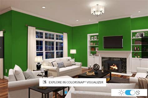 warna cat kamar  ruang tamu