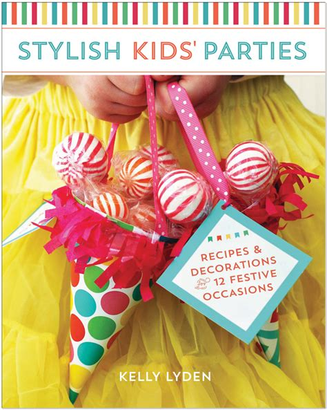 Kids Giveaway Ideas - stylish kids parties book giveaway pizzazzerie