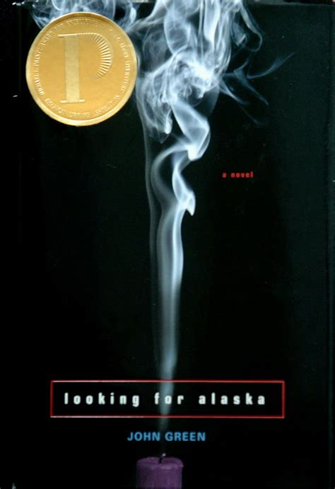 Looking For Covers Book Review Looking For Alaska By Green