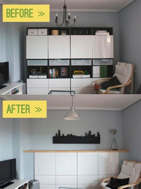 besta kitchen chopped up built in besta ikea hackers ikea hackers