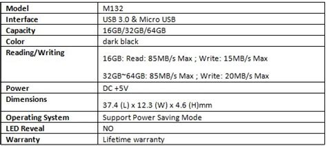 Team C151 32gb Usb 2 0 Mini Caps team announces m132 flash drives with usb otg and wi fi