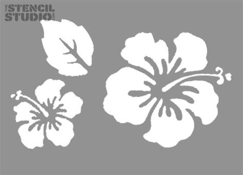 printable wall stencils flower flower stencil printables images stencil ideas