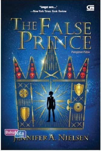 bukukita pangeran palsu the false prince
