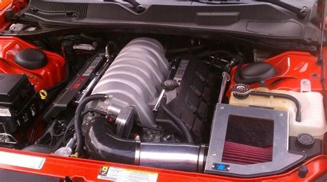 cold air inductions    chrome intake   hemis