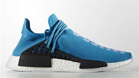 blue pharrell adidas nmd human race sneaker bar detroit