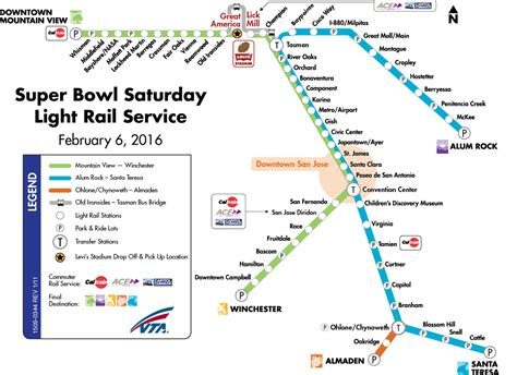 vta light rail map buses and trains to the fifty and more silicon valley transit users
