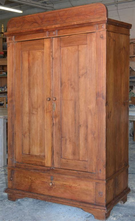 art nouveau armoire art nouveau armoire with spacious drawer at 1stdibs