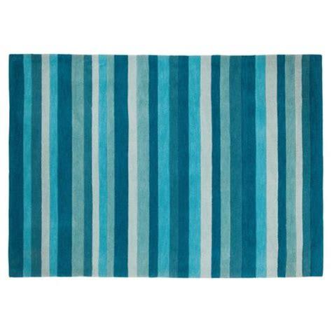 teal striped rug buy tesco rugs stripes rug teal 150x240cm from our rugs door mats carpet runners range tesco