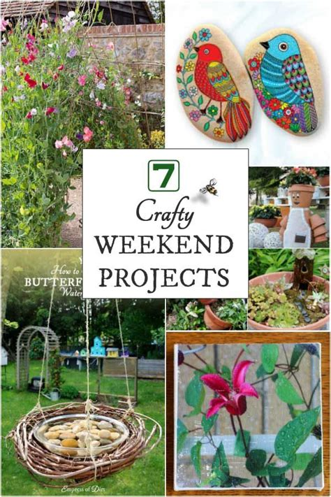 weekend craft projects 24 best images about new ideas on