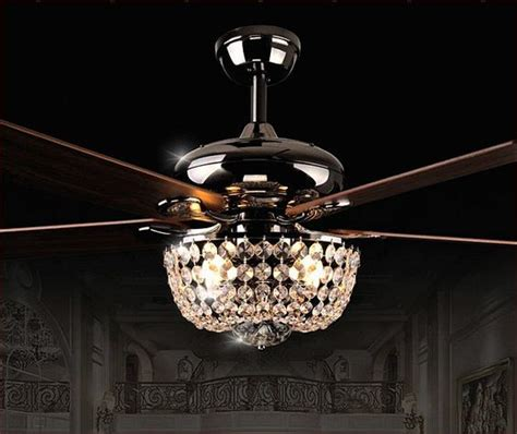 fan and chandelier combo crystal chandelier ceiling fan combo pinteres