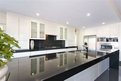 Kitchen With Island Bench by Project Stone Australia Galleries Gt Kitchen Queensland