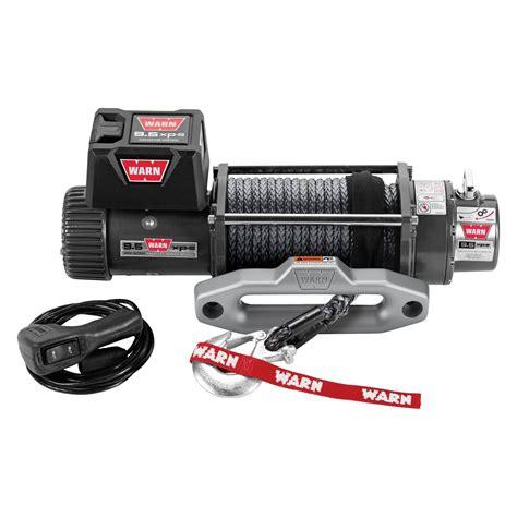 Winch Warn 9 5xp warn 174 9 500 lbs 9 5xp series self recovery electric winch