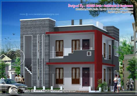 elevation house villa 2000 sq ft jpg 1086 215 768 residence elevations