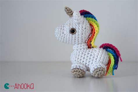 free pattern unicorn tiny rainbow unicorn crochet amigurumi free pattern