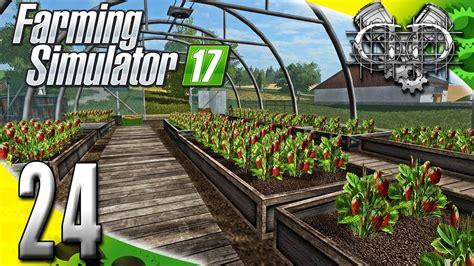 game java green farm mod farming simulator 2017 gameplay ep24 greenhouse mod