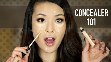 makeup tutorial girl slams head concealer 101 top picks tutorial for a flawless face