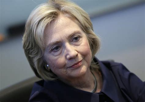 Hilary Clinton Sounds On Sanjaya by Fbi Probed Clinton S Email Server To See If It Was
