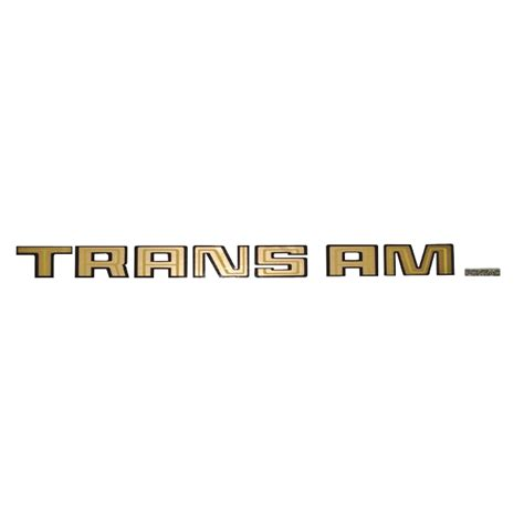 Trans Am Stickers