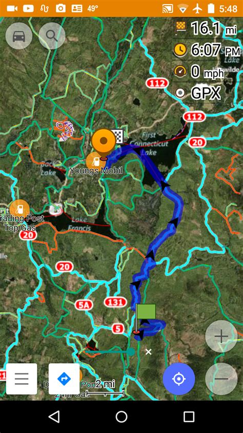 maps gps navigation osmand android apps on play snowmobile map for osmand on android umbagog designs llc