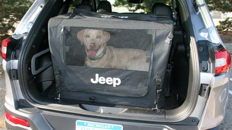 Pet Carrier Pet Cargo Size S a doggie bag for your jeep nytimes