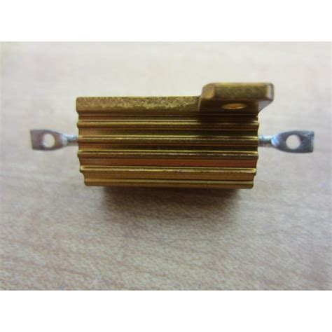 dale rh resistors dale rh 25 vishay rh25 rh 25 resistor 14ω used mara industrial