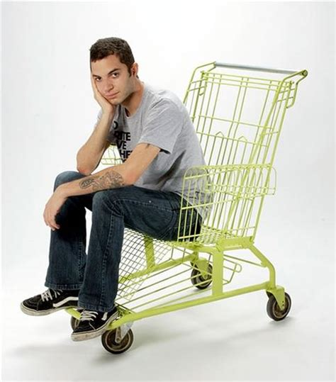 Shopping Cart Chair - coolest chairs you ve seen yet