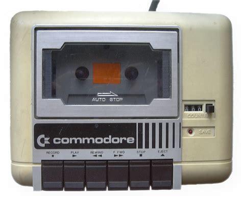 commodore 64 cassette your console