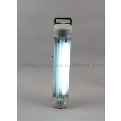 emergency light with lithium battery fluorescent battery operated led emergency light