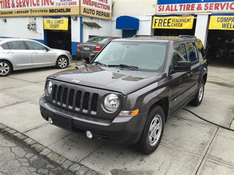 Jeep Patriot 2014 For Sale Used 2014 Jeep Patriot Sport Suv 10 990 00