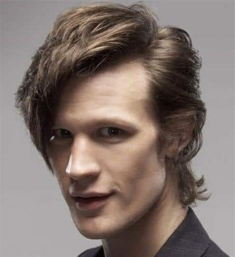 eleventh doctor hairstyle matt smith hairstyles to inspire your next hairdo cool