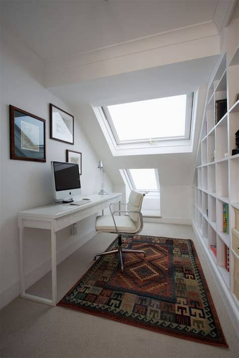 narrow office desk narrow desks for slim spaces and space savvy homes