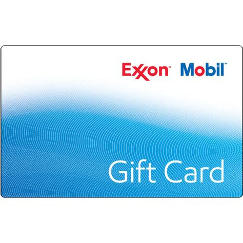 10 25 50 exxonmobil gas gift card mail delivery ebay - Exxon Mobil Gas Gift Card