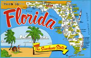 florida map tourist attractions travel map vacations
