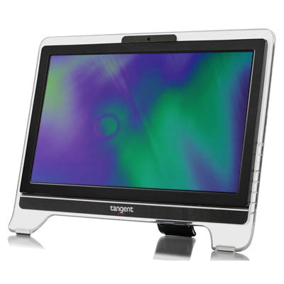 new tangent all in one pc features rare type of resistive