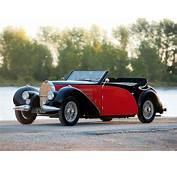 1937 Bugatti Type 57 Stelvio Cabriolet By Gangloff 57569