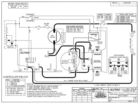 alltrax controller wiring diagram wiring diagram with
