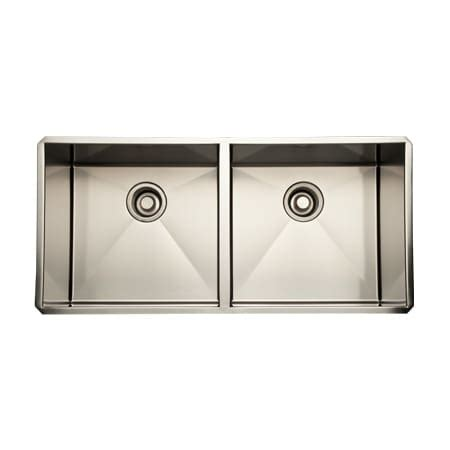 Kitchen Sink Royal Sb 50 rohl rss3516sb brushed stainless 35 quot 50 50 stainless steel basin kitchen sink