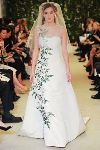 Hem Pulman Silver carolina herrera 2016 wedding dresses arabia weddings