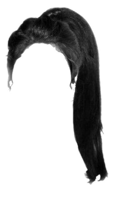 ponytail hair blackhair hairstyle wig weave tracks blac...