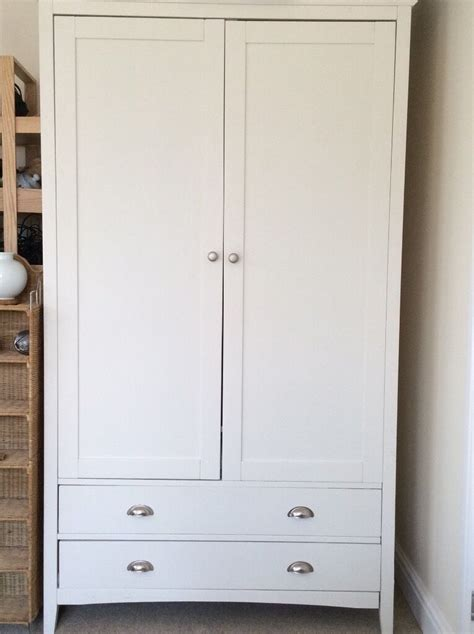 White Wardrobe Sale by Ikea White Wardrobe 2 Drawer In Somerset