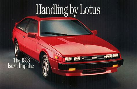how to learn everything about cars 1992 isuzu space security system cc capsule 1988 isuzu impulse wait what