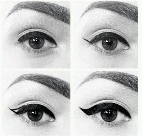 eyeliner tutorial with marker 22 best eyeliner tutorial images on pinterest beauty