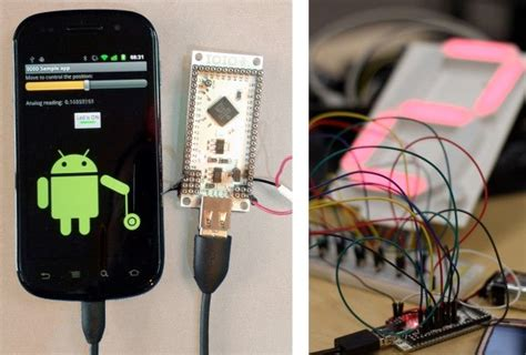 Ioio Android Board state update android real world interfaces and