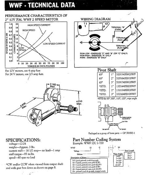 bosch wiper motor wiring diagram ford f 350 windshield