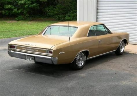 hard top impala 67 | autos post