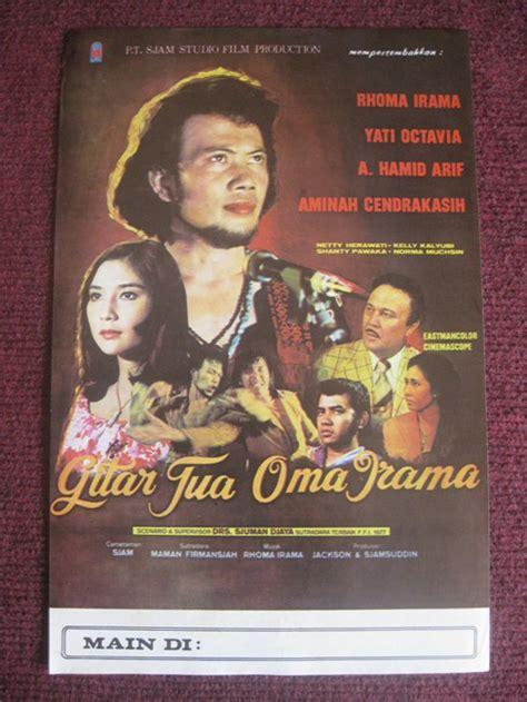 film indonesia rhoma irama rhoma irama ksatria layar lebar indonesia gitar tua oma