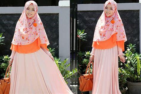 tutorial jilbab pashmina ke kus cara berpakaian fashion hijab tips fashion hijab untuk