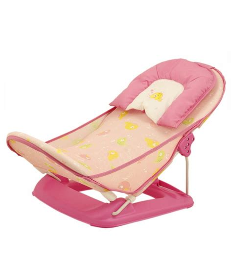 mastela deluxe baby bather with removable support