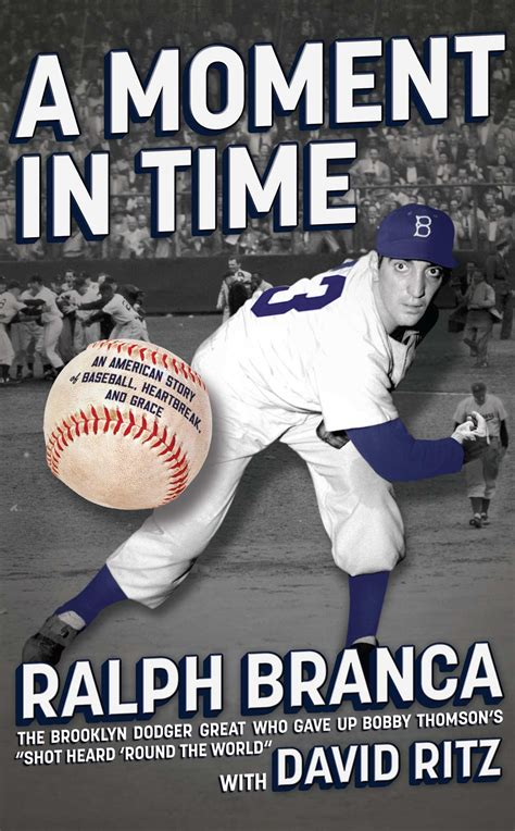 a moment in time ebook by ralph branca david ritz