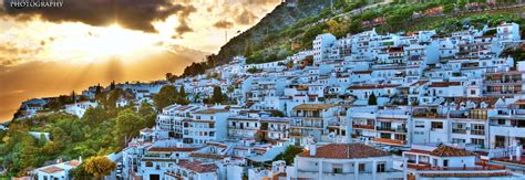 Pictures Of Small Houses by Mijas Town In Spain Thousand Wonders